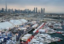 Dubai international boat show Coronavírus - boat shopping