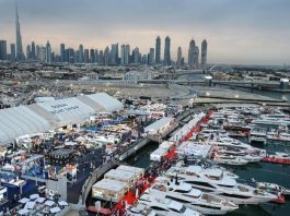 Dubai international boat show Coronavírus - boat shopping