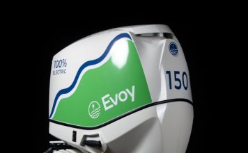 Evoy1 Outboard motor de popa elátrico - boat shopping