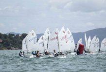 Flotilha do Iate Clube de Santa Catarina - boat shopping