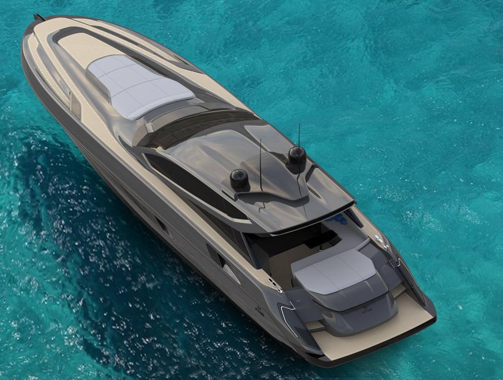 OTAM 70 HT - boat shopping