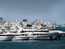 Palm Beach international boat show - boat shopping