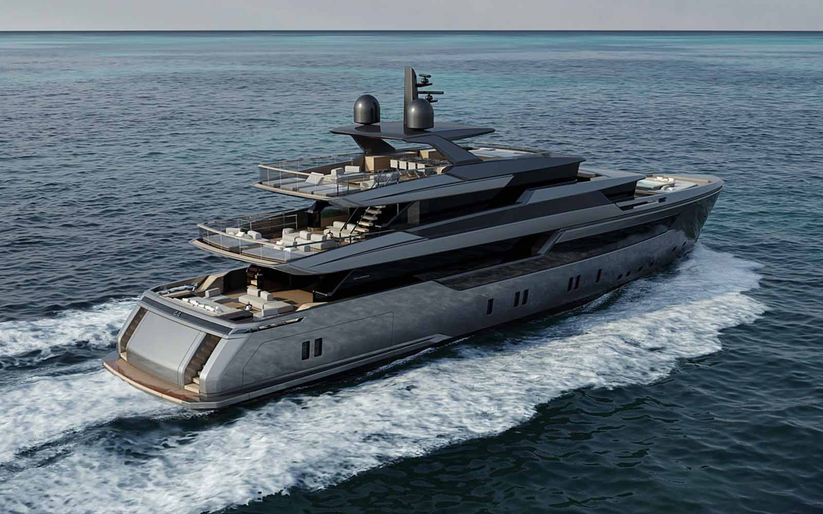 44 Alloy Yacht - boat shopping