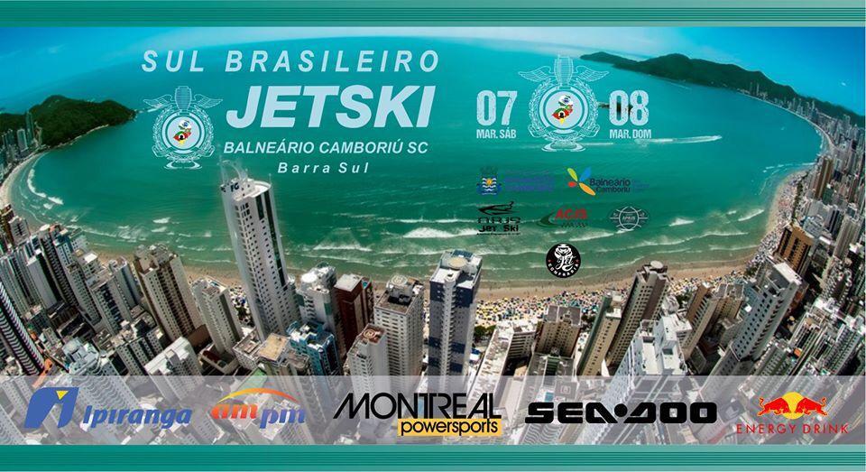Sul brasileiro de jet ski - boat shopping