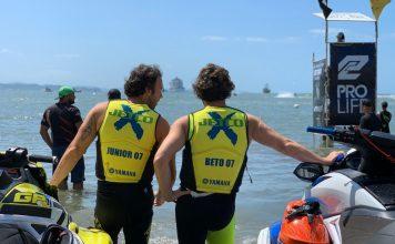 Sul brasileiro de jet ski irmãos brito - boat shopping