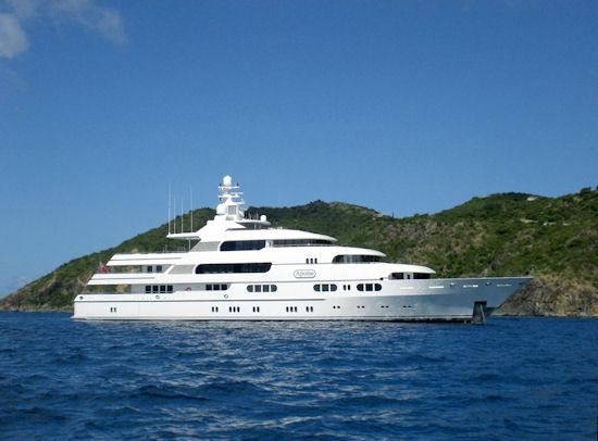 Superiate apoise lurssen - boat shopping