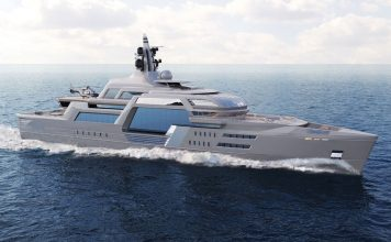 Superyacht explorer Stormbreaker - boat shopping