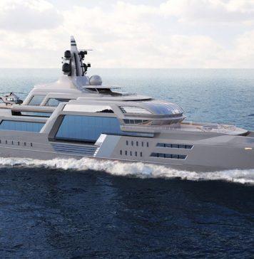 Superyacht explorer Stormbreaker - boat shopping