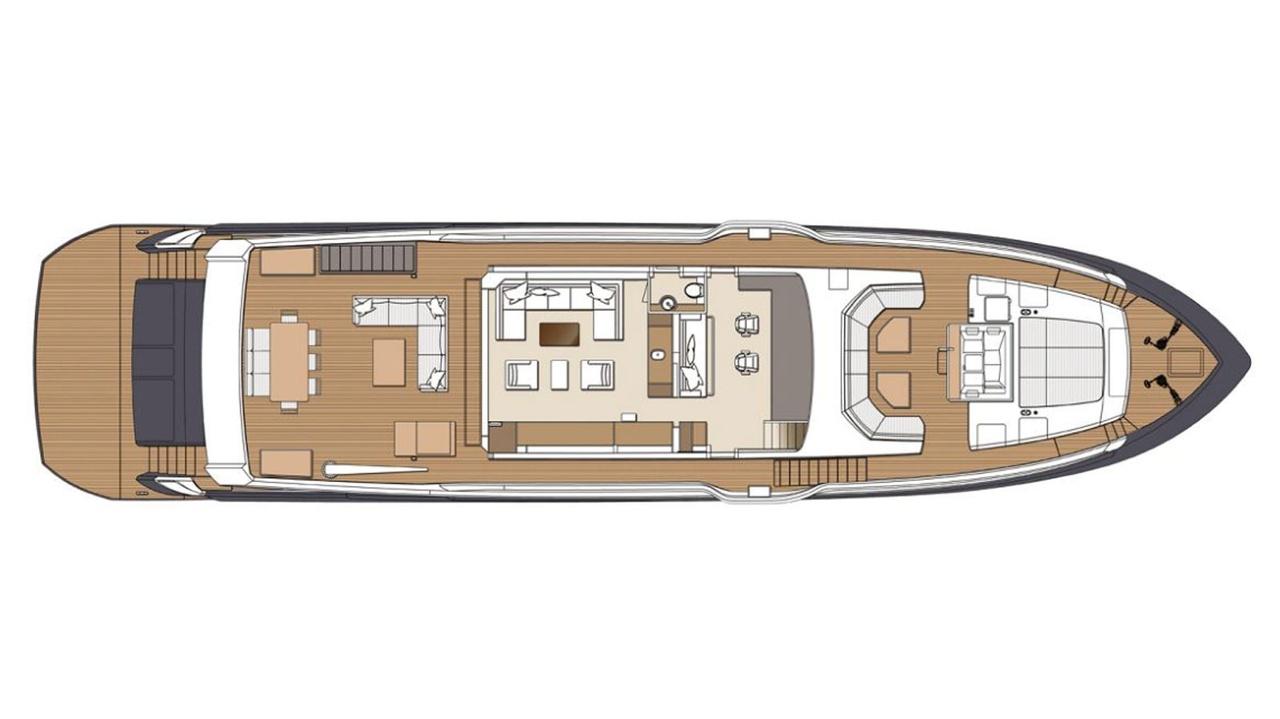 Horizon FD102 superiate - boat shopping
