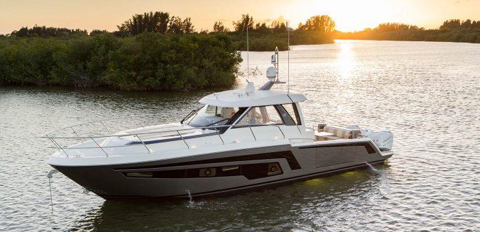 Ocean Alexander Divergence line 45D - boat shopping