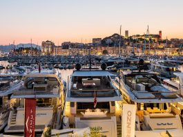 Cannes Yachting Festival - Boat Shopping