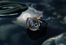 IWC Portugieser Yacht Club Moon & Tide - boat shopping