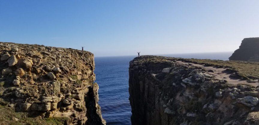Isolamento a bordo - Família Schurmann em West Falkland1