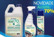 Limpador de superfície ecológicos álcool 70 nautispecial - boat shopping