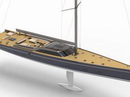 Royal Huisman Project 405 Super veleiro - boat shopping 1