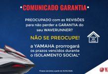 Yamaha prazo de garantia - boat shopping