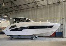 Coral 41 lancha - boat shopping