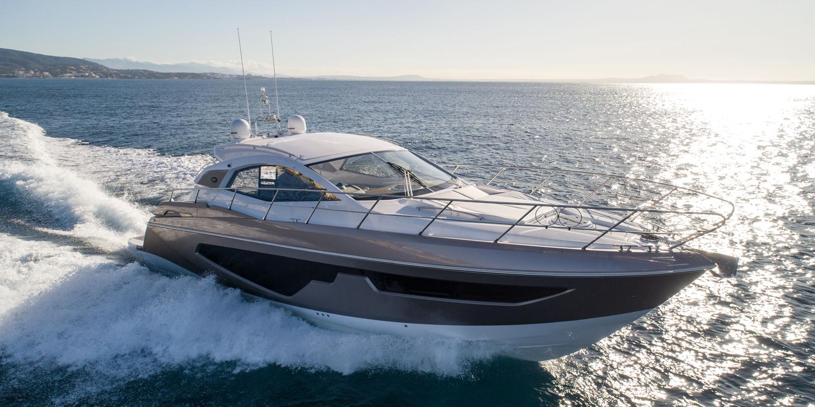 sessa c44 - boat shopping