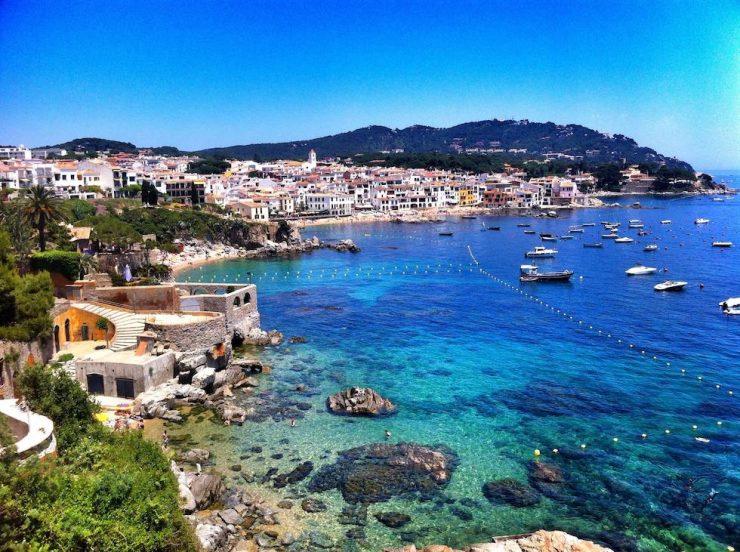 Costa espanhola espanha e franca - boat shopping