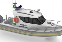 FLEX 680 Militar Cabin - boat shopping
