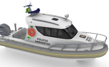 FLEX 680 Militar Cabin - boat shopping