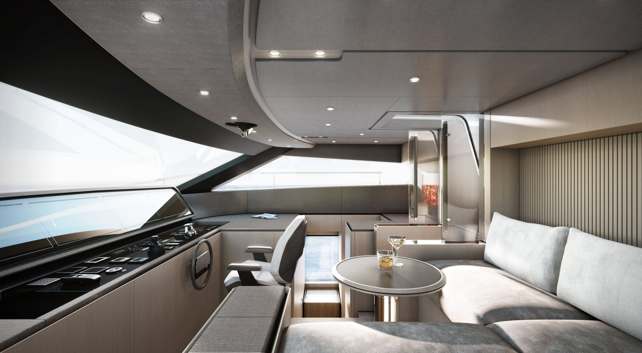 Ferretti Yachts 1000 - boat shopping