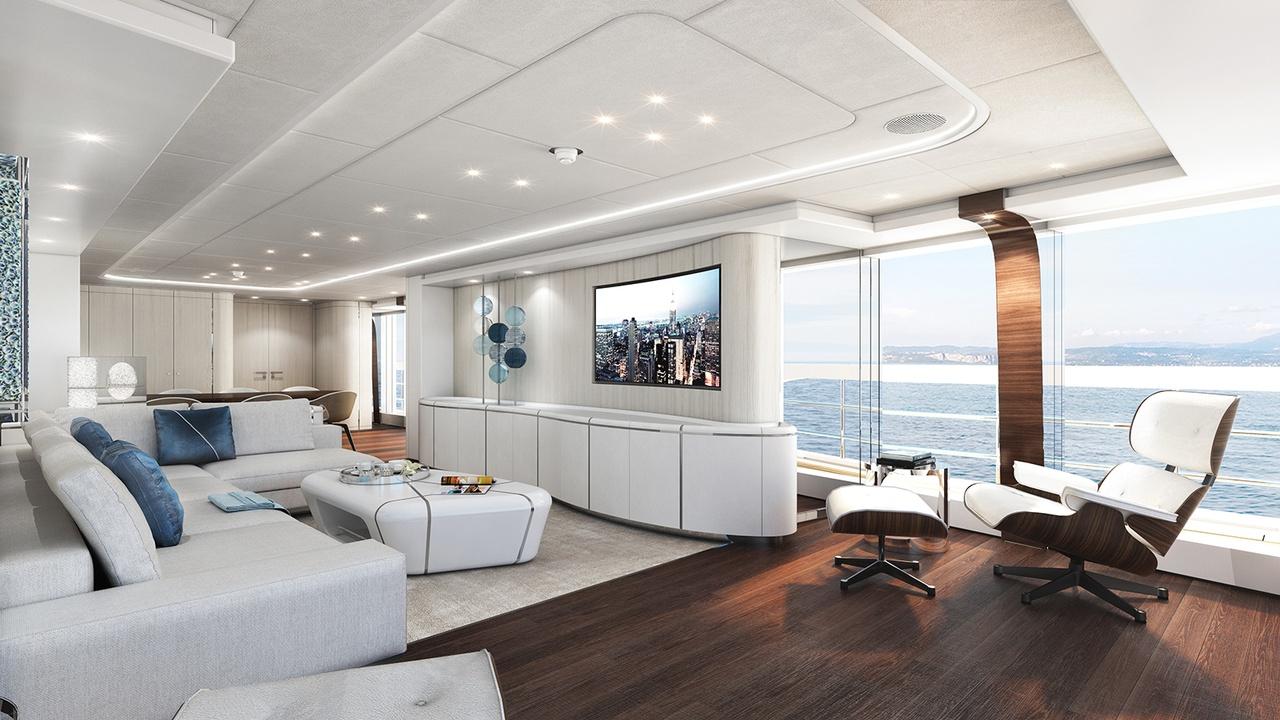 Heesen Projeto Electra Superiate Amare II - boat shopping