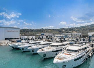 Custom Line entrega 11 yachts - boat shopping