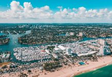 Fort Lauderdale International Boat Show - boat shopping