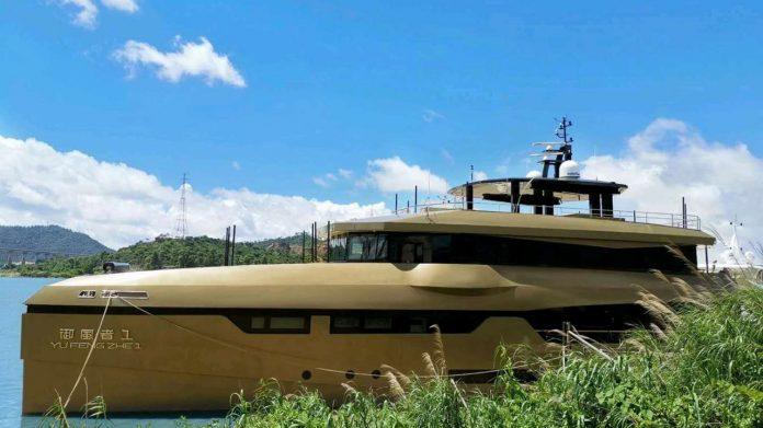 Heysea Yacht catamarã Yu Feng Zhe 1 - boat shopping