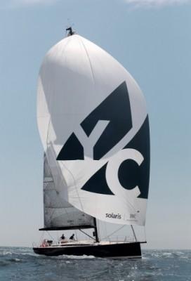 IWC Solaris 55 Double Moon veleiro - boat shopping