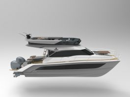 Sec Boats VTR350FB catamarã - boat shopping