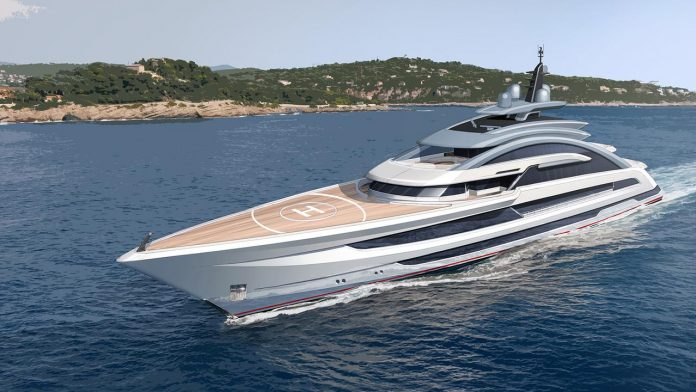 Superiate Heesen Project Cosmos - boat shopping