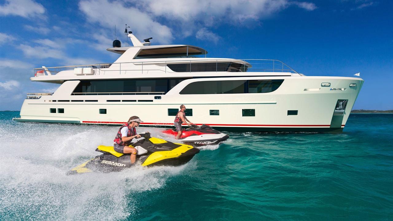 Van der Valk iate explorer conceito - boat shopping