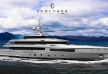 Codecasa superiate C127 - boat shopping