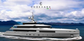 Codecasa superiate C127 - boat shopping