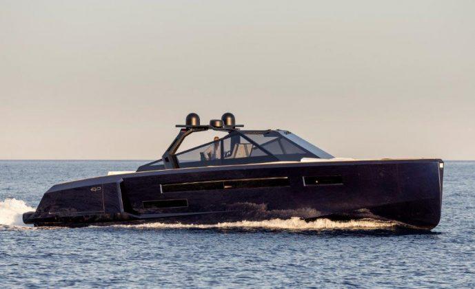 Iate Evo R6 Open - boat shopping