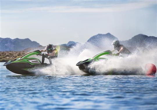 Kawasaki 2021 SX-R - boat shopping