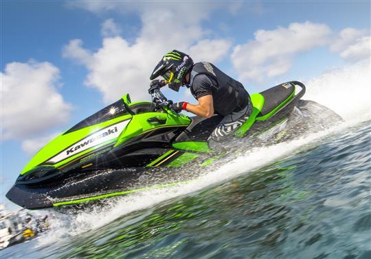 Kawasaki 2021 Ultra 310R - boat shopping