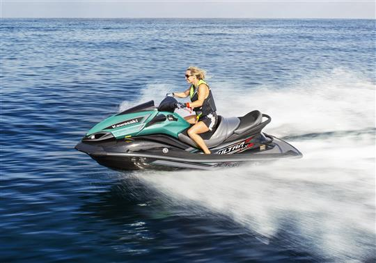 Kawasaki 2021 Ultra LX - boat shopping