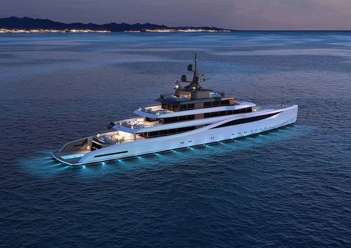Superiate conceito Slipstream - boat shopping