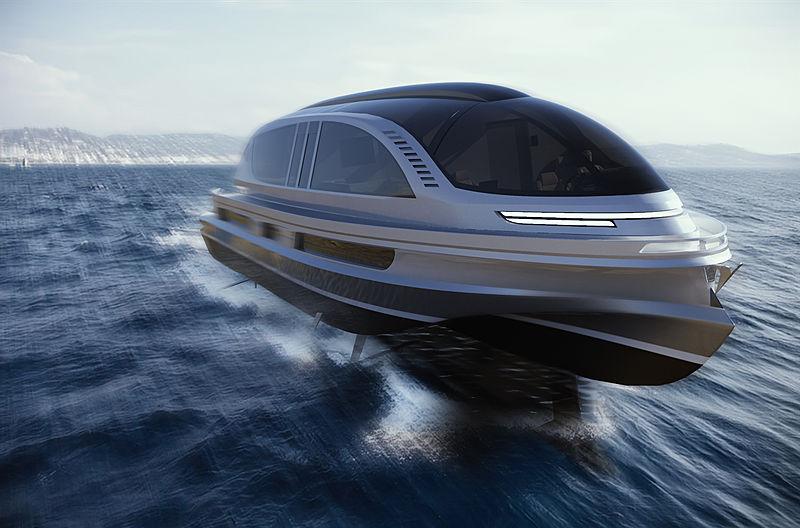 Superiate conceito com Bugatti - boat shopping