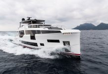 sirena 88 flagship - boat shopping