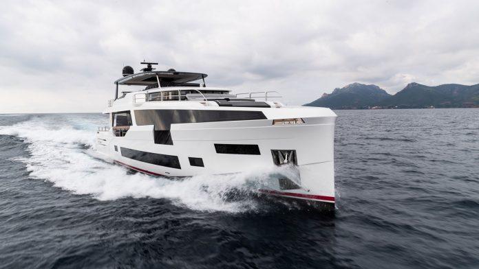 sirena 88 flagship - boat shopping
