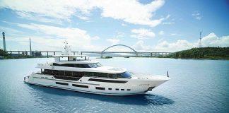 Asteria 126 Heysea - boat shopping