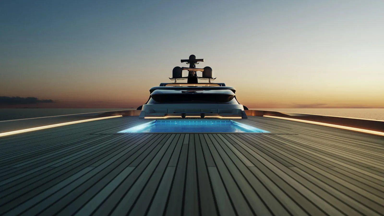 Feaship superiate esportivo - boat shopping