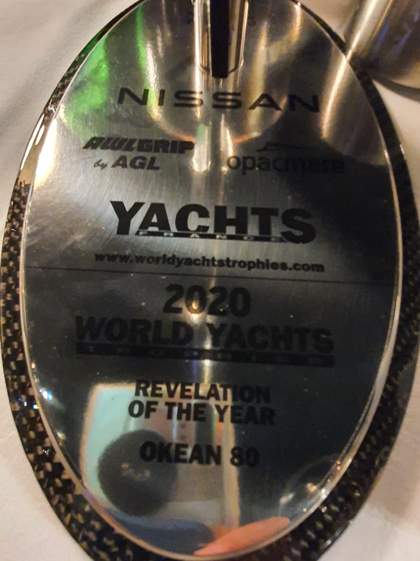 Okean 80 World Yachts Trophies - boat shopping