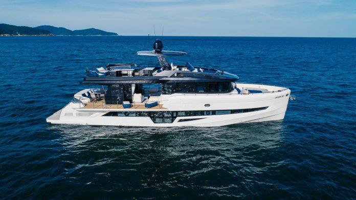 Okean 80 - boat shopping