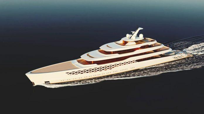 Superiate Freddie Gump Freddie Mercury Feadship - boat shopping
