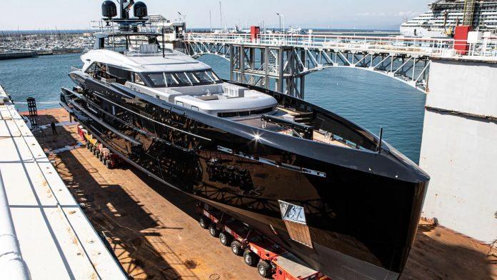 Tankoa S501 Olokun superiate - boat shopping